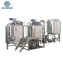 New year discount 7BBL non alcoholic malt manufacturer make your own beer equipment