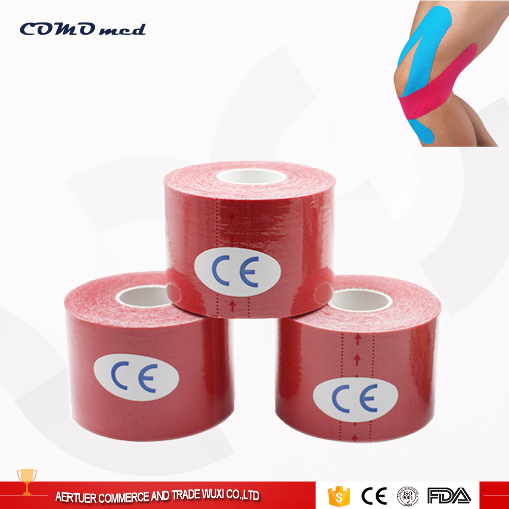Unique Design Softly No Smell Theraband Kinesiology Tape