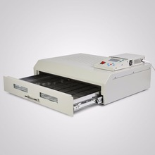 Soldering station T-962C reflow oven for prototyping and smt production line