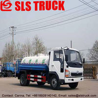 6000l Dongfeng watering truck