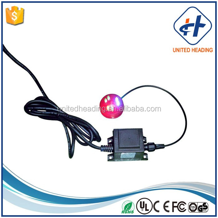 12VAC electronic transformer for halogen lamp/fountain/pool/pump