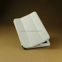 for ASUS white book stand full protect tablet case cover ,free sample waterproof smart folder tablet pc case