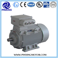 Y2 series three phase ac induction electric motor