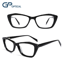 JQW-1719 new model high quality acetate eyeglasses ready stock optical frame