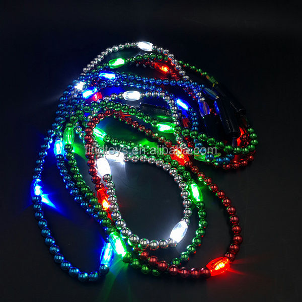 Mine the Adult bead gras light mardi up are