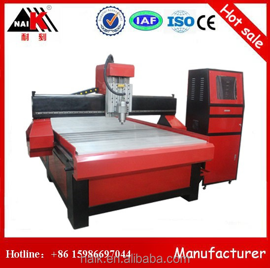 Factory sales directly cnc wood intrlli carving machine made by taiwan