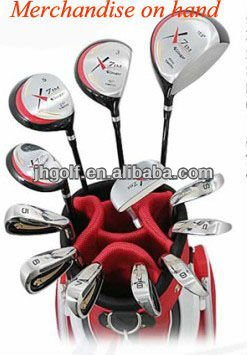 beginner golf club set