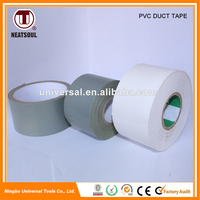 Duct protecting pvc pipe wrap duct tape