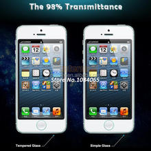 slim big screen mobile phone 2015 new chinese tempered glass screen protector