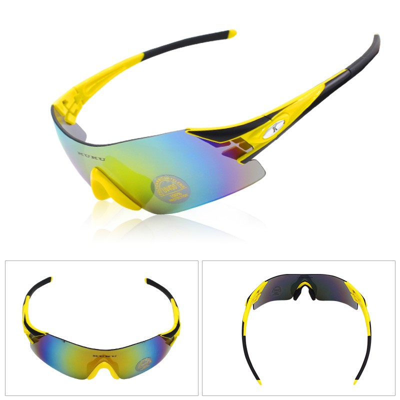 Lightweight Pc Sports Protective Eyewear Polarized ...
