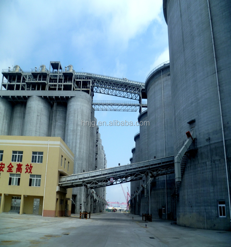 2015 Hot Sale Material Handling System Storage Grain Silo