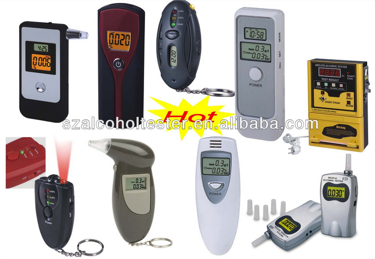 Made in China Selling in Japan Bad Breath Tester DH201 personal tester