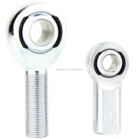 Chromoly Steel Rod ends