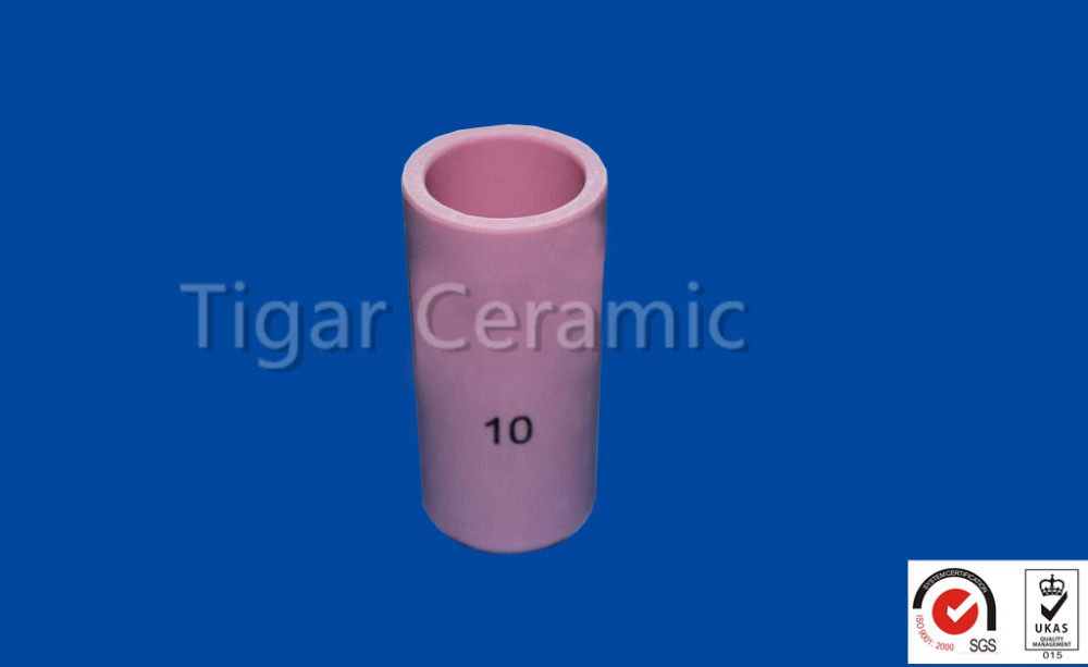 High quality customized silicon carbide ceramic nozzle for sandblast with effective cost and long working life