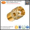 China Supplier Gold Plating CNC Turning