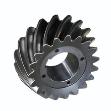 Customized High Precision HSS Module Pre-Grind Hobbing Cutter Gear Hob