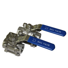 Top Quality 304 Stainless Steel Sanitary Air Vent Ball Valve