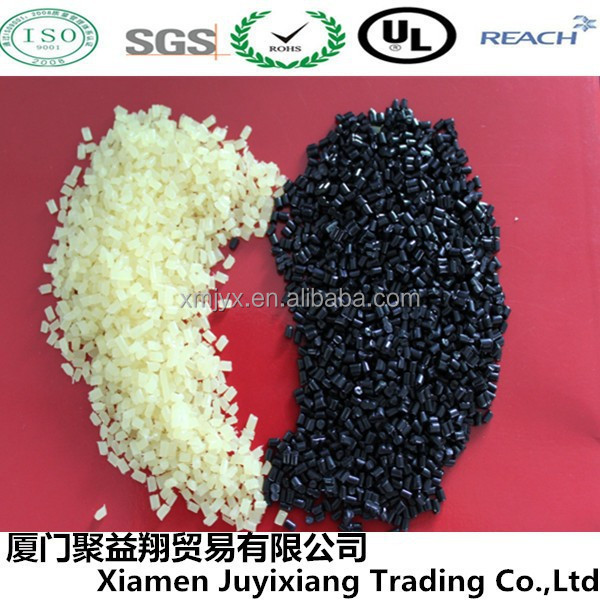 PA66/Nylon66 Reinforced With (5%-55%)GF / (10%-50%)Toughness /(V0,V1,V2)FR/ UV