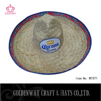 Large Brim Mexican Sombrero For Sale