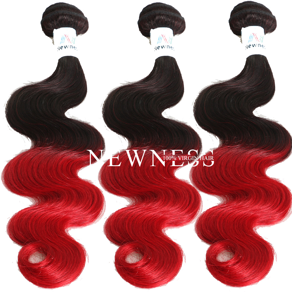 High quality long red color indian remy human hair weaving wholesale virgin hair vendors