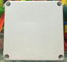 Alibaba China Supplier Professional Custom Plastic Enclosure Box /waterproof junction box 100x100x70mm