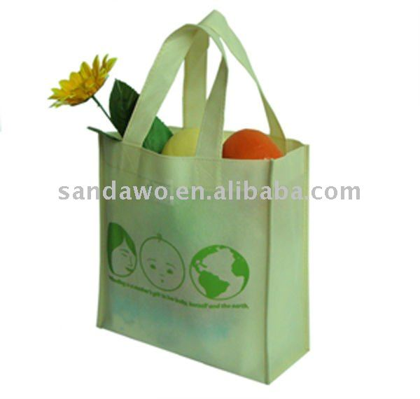 nonwoven bag for shopping (N600366)
