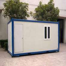 Low Cost 20ft Container House Modular Homes/House