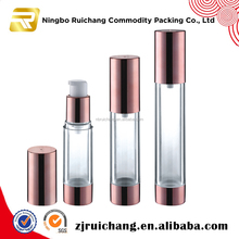 China cosmetic packaging Manufacturer Recyclable customer logo printing 15ml 30ml