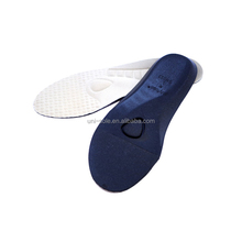 Softness Memory Foam Insoles to Relief Heel Pain Foot Massage Polyfoam Shoe Pads