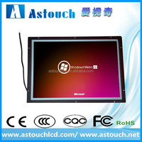 24'' Full HD Open Frame monitor with IR touch screen option and LED backlight