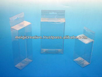 Clear Hanging Box Packaging