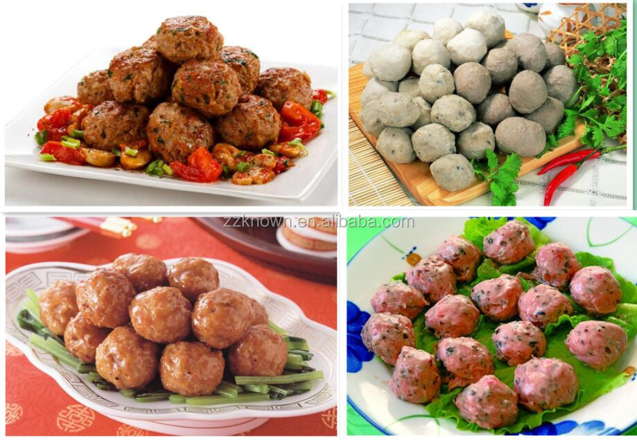 Stainless steel stuffing meatball maker,machine to making meatball