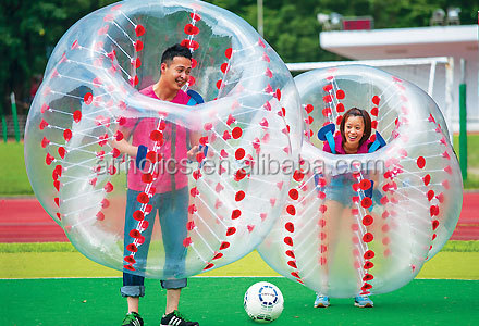 2016 new product loppy ball wholesale, soccer bubble