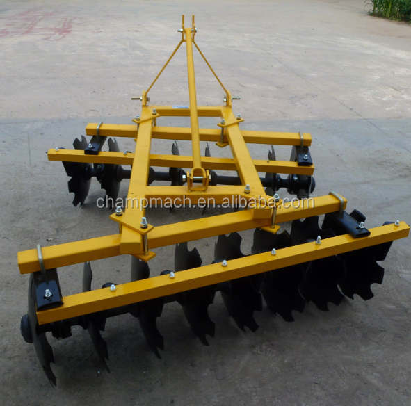 China best disc harrow tractor supply