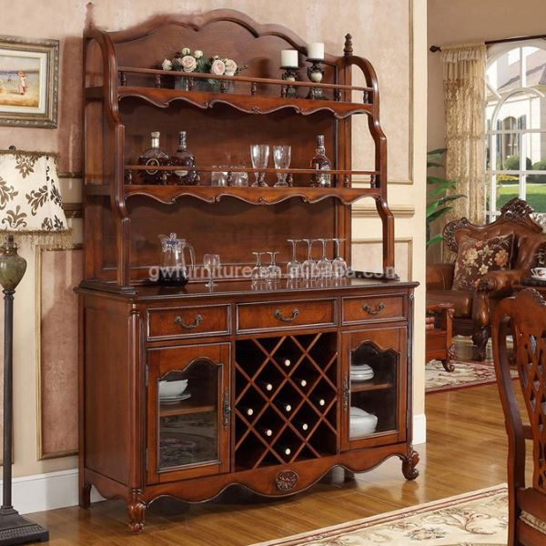 M veis buffet arm rios de madeira id do produto 1924836663 for Muebles cocina clasicos