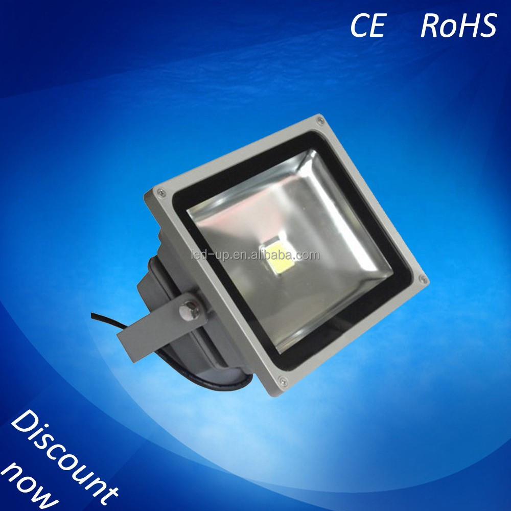 2015 Hot Selling Super Slim Outdoor 10W 20W 30W 50W LED Floodlight