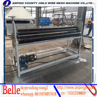 High speed dipped coating machine for welded wire mesh (real factory)