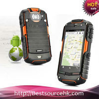 Quad Band Rugged Waterproof, Dustproof, Shockproof Mobile Phone