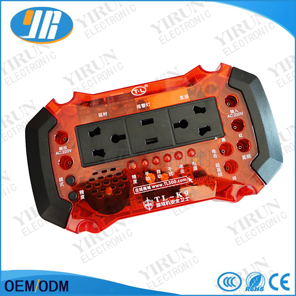 Anti-interference PCB withAnti board for hopper/Mraio PCB/Coin operator casino slot game cabinet machine