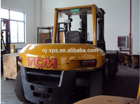 used 20 tons large size forklifts for sale/ second hand 20 tons forklifts