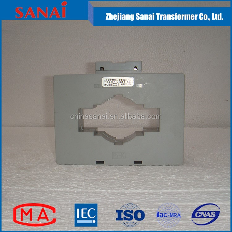 MES-62/40 low voltage wound Current transformer