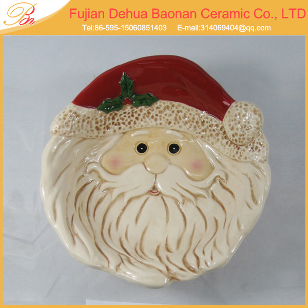 ceramic mini soap dish wholesale christmas custom