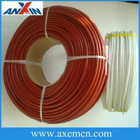 Class H 2753 Silicone Resin Insulation Fiberglass Sleeving