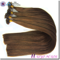 Best Quality Double Drawn Thick Bottom Factory Price nail hair extension and beauty products