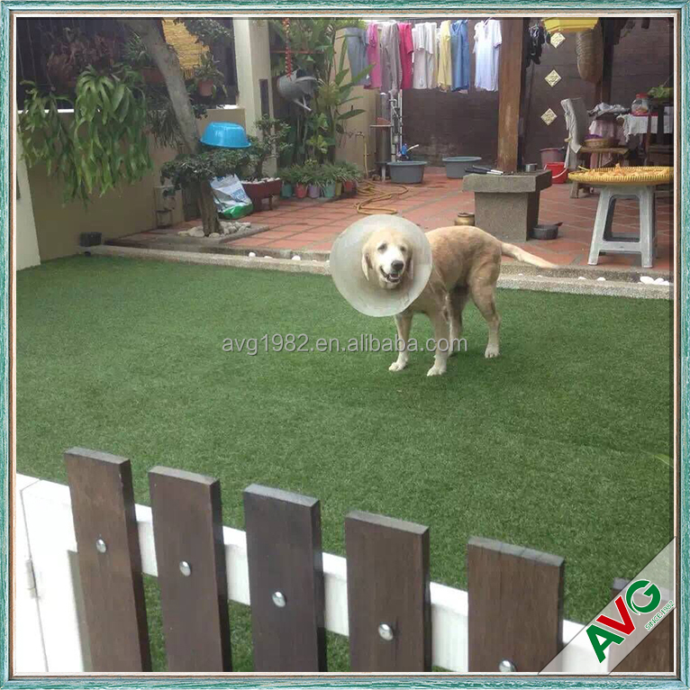 AVG False Grass Suppliers Selling Natural Looking Outdoor Turf For Dogs