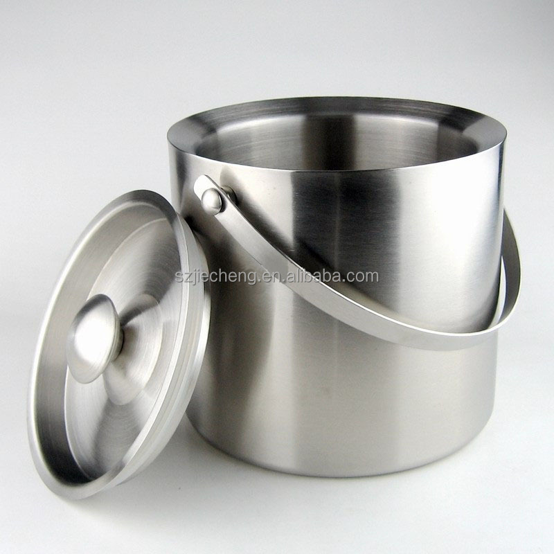 alibaba wholesale stainless steel ice bucket