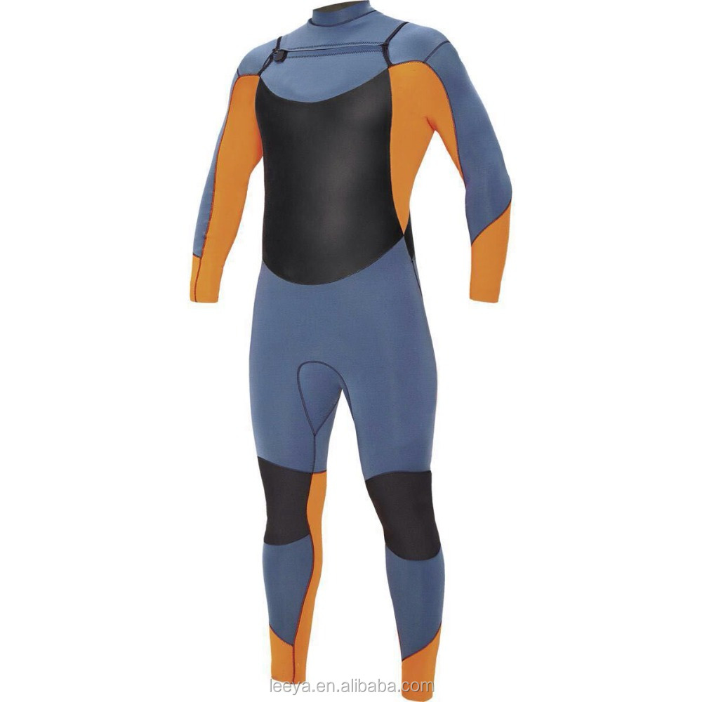 whole sale high quality Neoprene full body men surfing wetsuit