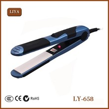 Guangdong Ceramic Plate Professional Hair Straightener And Hair Flat Iron