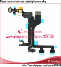 China Mobile Phone For iphone 5C Flex Cable Button Switch Power On/Off Flex