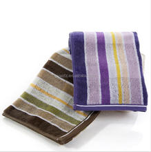 Jacquard Weave Striped face towels in hairdressing 34*75cm